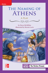 Reading Wonders, Grade 3, Leveled Reader The Naming of Athens: A Play, On Level, Unit 6, 6-Pack