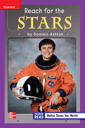 Reading Wonders, Grade 3, Leveled Reader Reach for the Stars, On Level, Unit 6, 6-Pack
