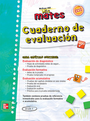 My Math Spanish Assessment Masters Grade 2