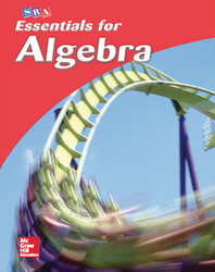 Essentials for Algebra textbook with Student eBook, 6-year subscription