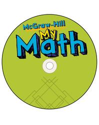 McGraw-Hill My Math, Grade PK, Math Songs Audio CD