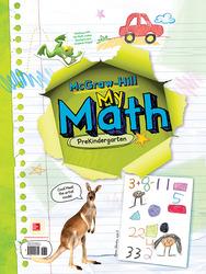 McGraw-Hill My Math, Grade PK, Student Flipbook