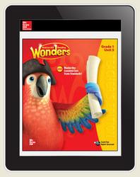 OKS Reading Wonders Student Online Workspace 1 Year Online Subscription Grade 1