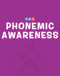 Phonemic Awareness Teacher Materials with online teacher subscription, 6-year