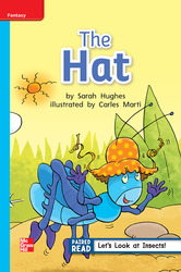 Reading Wonders, Grade 1, Leveled Reader The Hat, ELL, Unit 4, 6-Pack