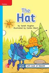 Reading Wonders, Grade 1, Leveled Reader The Hat, ELL, Unit 4, 6-Pack