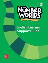 Number Worlds, Level D English Learner Support Guide