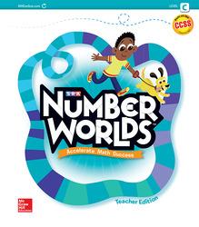 Number Worlds, Prevention Level C Teacher Edition
