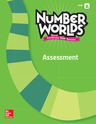 Number Worlds Level A, Assessment