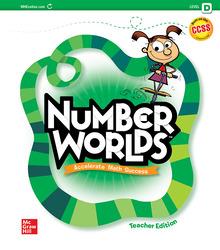 Number Worlds, Level D Teacher Edition