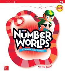 Number Worlds, Level G Teacher Edition