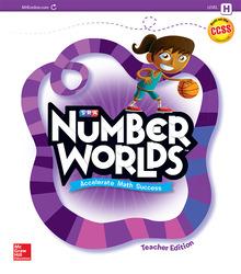 Number Worlds, Level H Teacher Edition