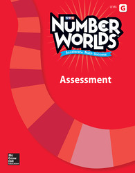 Number Worlds Level G, Assessment