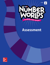 Number Worlds Level J, Assessment