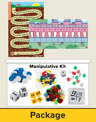 Number Worlds Level E, Manipulatives Plus Pack