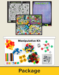 Number Worlds Level G, Manipulatives Plus Pack