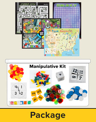 Number Worlds Level H, Manipulatives Plus Pack