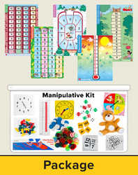 Number Worlds Level B, Manipulatives Plus Pack