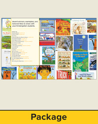 Reading Wonders, Grade K, Classroom Library Package