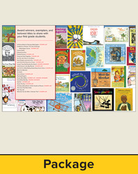Reading Wonders, Grade 1, Classroom Trade Book Library