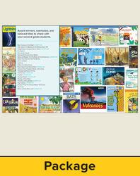 Reading Wonders, Grade 2, Classroom Trade Book Library Grade 2