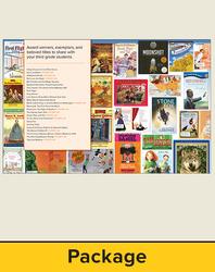 Reading Wonders, Grade 3, Classroom Trade Book Library