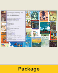 Reading Wonders, Grade 5, Classroom Library Package