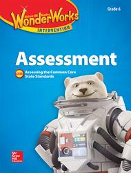 Reading Wonderworks Assessment Black Line Masters Grade 6