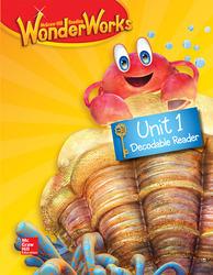Reading WonderWorks Decodable Reader Unit 1 Grade K