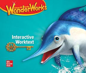 Reading Wonderworks Interactive Worktext Grade 2