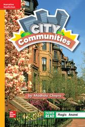 Reading WonderWorks Apprentice City Communities Unit 3 Week 3 Grade 2