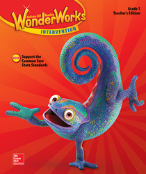 Reading Wonderworks Teacher Edition Grade 1