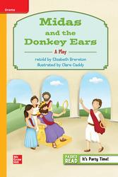 Reading WonderWorks Apprentice Midas and Donkey Ears Unit 6 Week 1 Grade 3