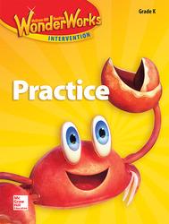 Reading Wonderworks Practice Black Line Masters Grade K