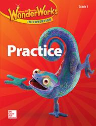 Reading Wonderworks Practice Black Line Masters Grade 1