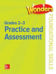 Reading Wonderworks Foundational Skills Practice Black Line Masters Grade 2-3