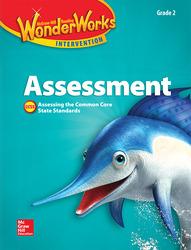 Reading Wonderworks Assessment Black Line Masters Grade 2