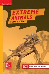 Reading WonderWorks Apprentice Extreme Animals Unit 2 Week 4 Grade 4