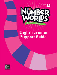 Number Worlds Level B English Learner Support Guide