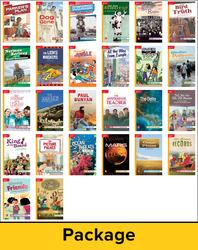 Reading WonderWorks Apprentice Leveled Readers Package 1 of 30 Grade 5