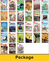 Reading Wonderworks Below Approaching Leveled Readers 6PK Grade 6