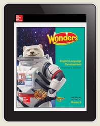 Reading Wonders for English Learners Teacher Workspace  1 Yr Subscription Grade 6