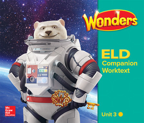 Wonders for English Learners G6 U3 Companion Worktext Beginning