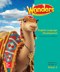 Wonders for English Learners G3 Teacher's Edition