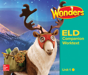 Wonders for English Learners G5 U1 Companion Worktext Beginning