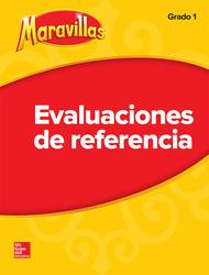 Lectura Maravillas Benchmark Assessment Grade 1