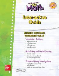 MH My Math ELD SE Grade 4