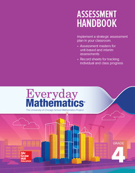 Everyday Mathematics 4, Grade 4, Assessment Handbook