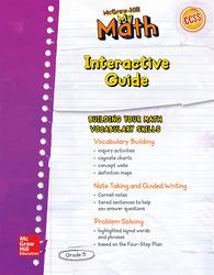 MH My Math ELD SE Grade 5