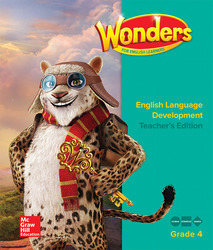 Wonders for English Learners G4 Teacher's Edition